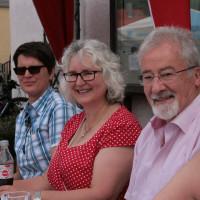 Straßenfest in Neubiberg - Die SPD ist präsent
